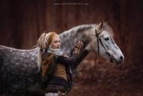 Pferdefotoshooting