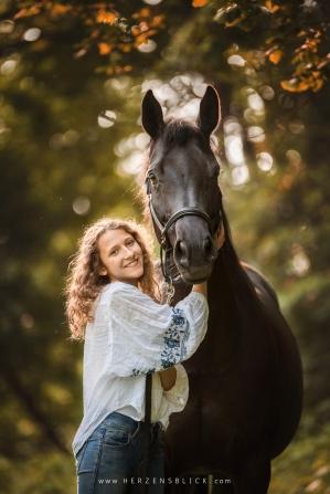 Tierfotografie Pferd