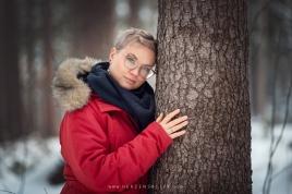 Winter Fotoshooting
